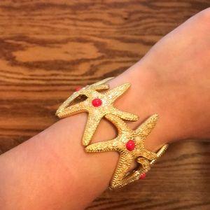 starfish lilly pulitzer bracelet